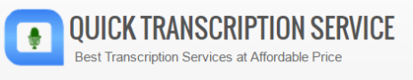 Best Transcription Services Provider