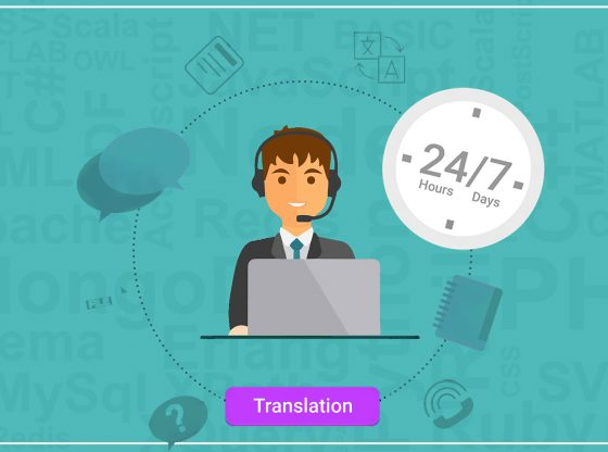 24 hour translation service