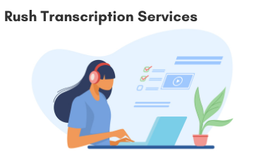 certified rush transcription